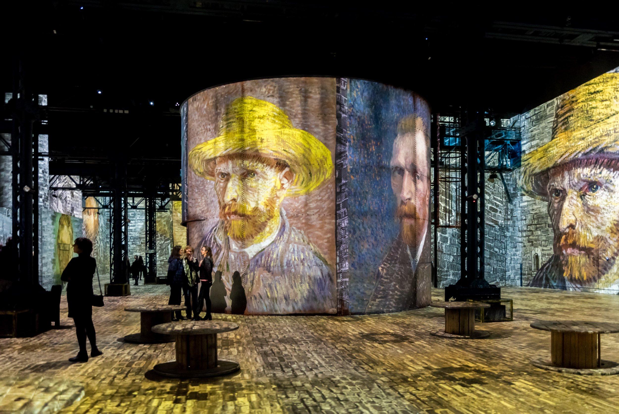 Van Gogh Starry Night Cover