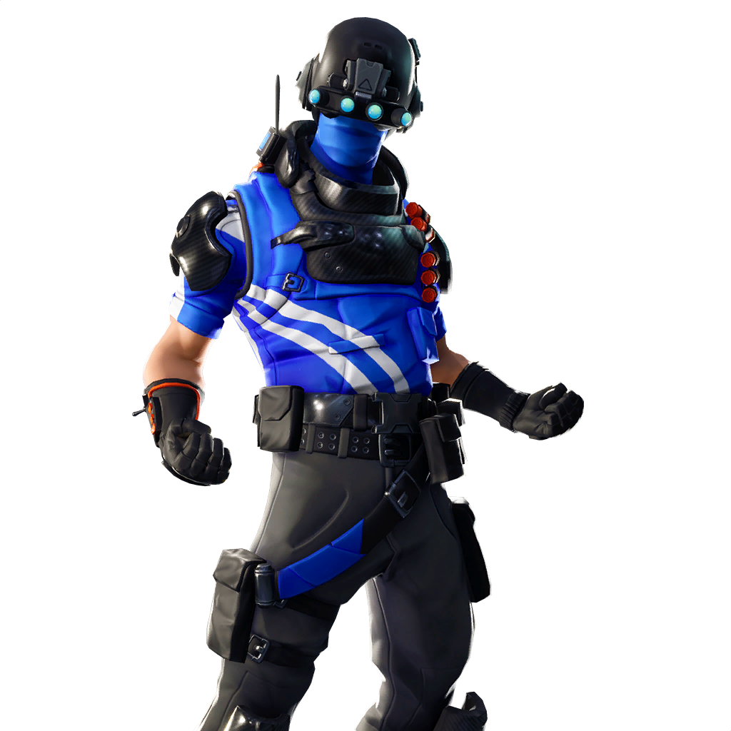 Fortnite Character Png Transparent Commando - Fortnite How