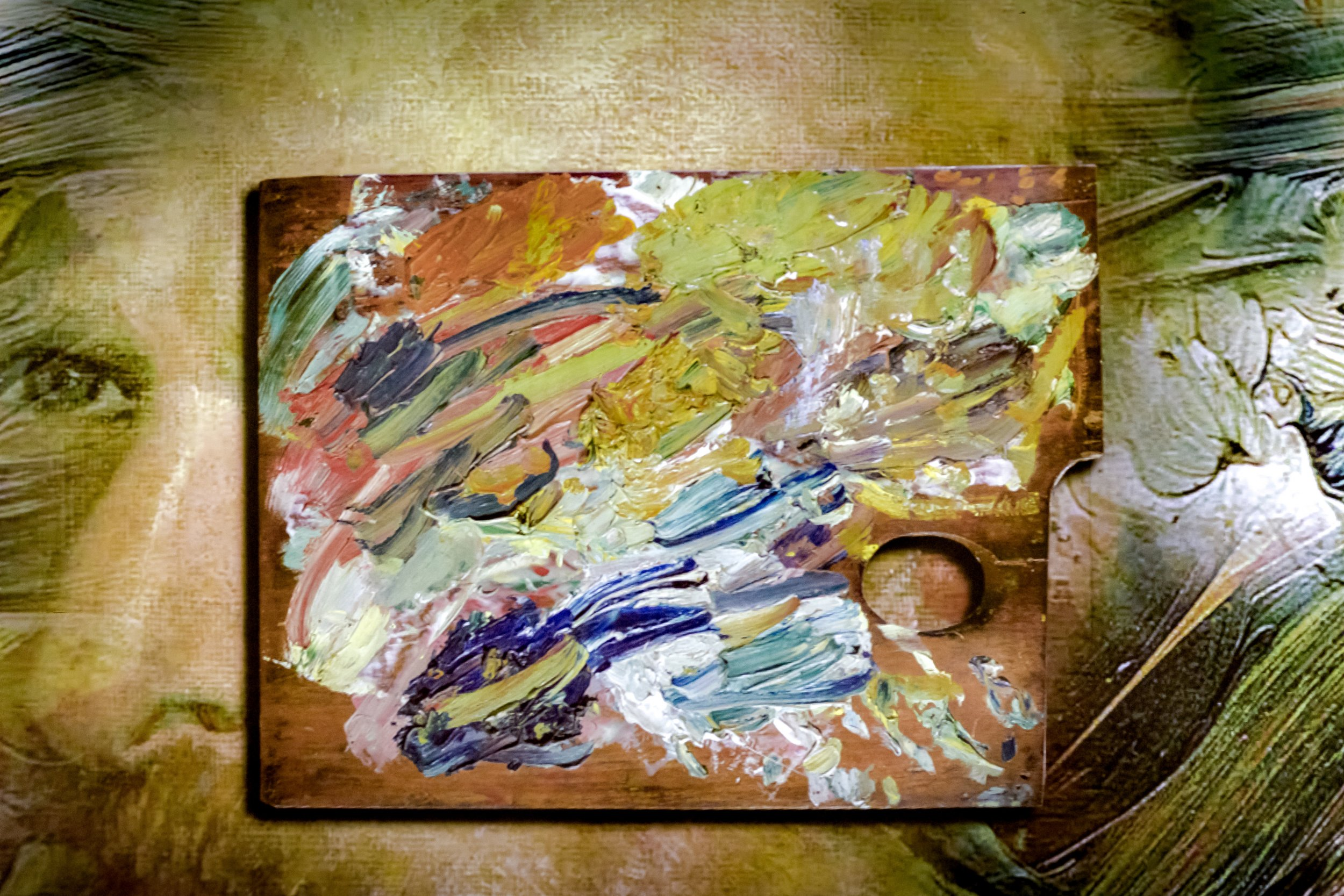 5 Van Gogh Starry Night