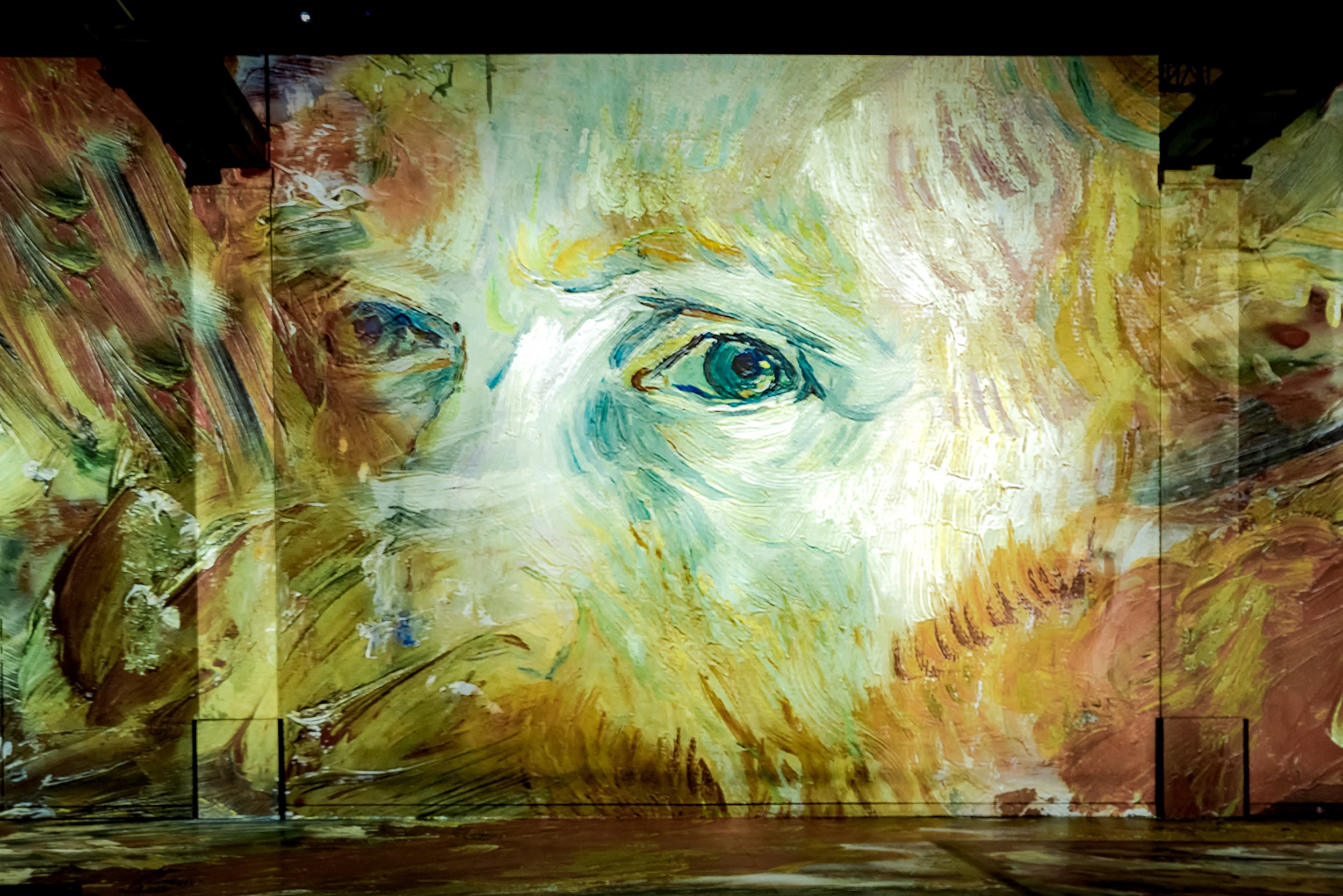 6 Van Gogh Starry Night