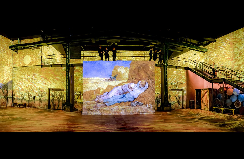 7 Van Gogh Starry Night