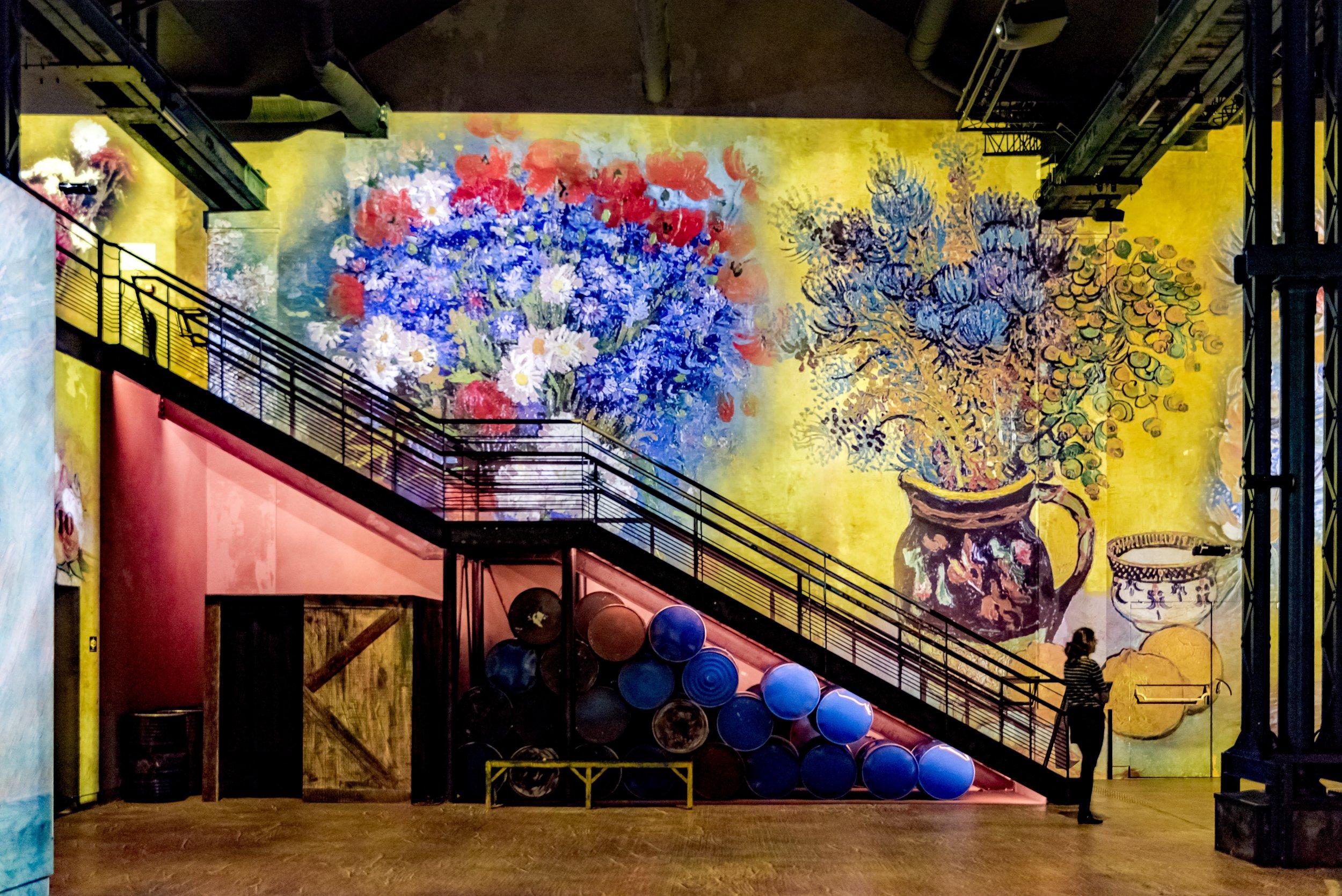 9 Van Gogh Starry Night