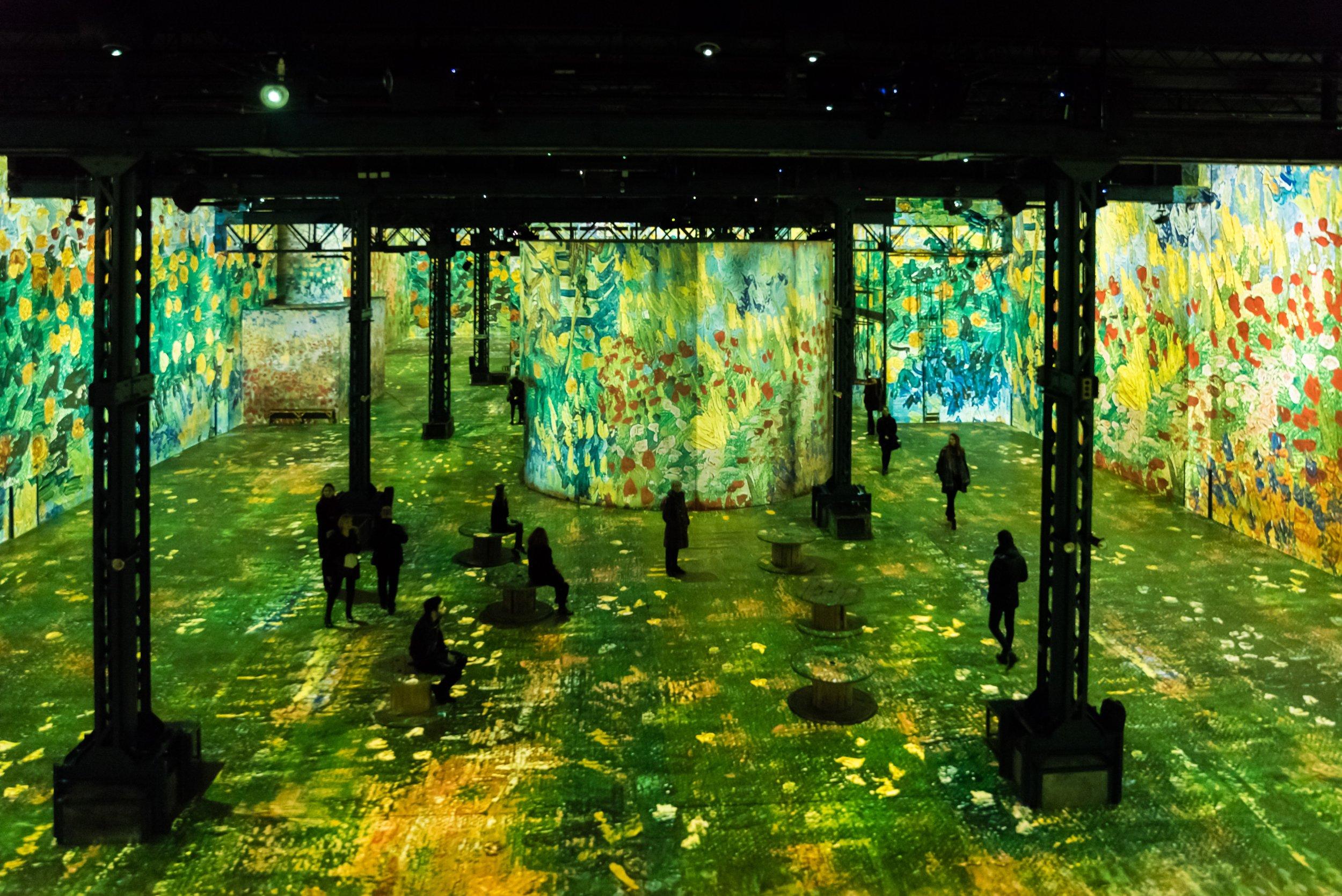 10 Van Gogh Starry Night