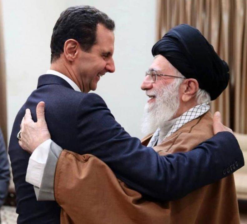 syriaassadirankhamenei