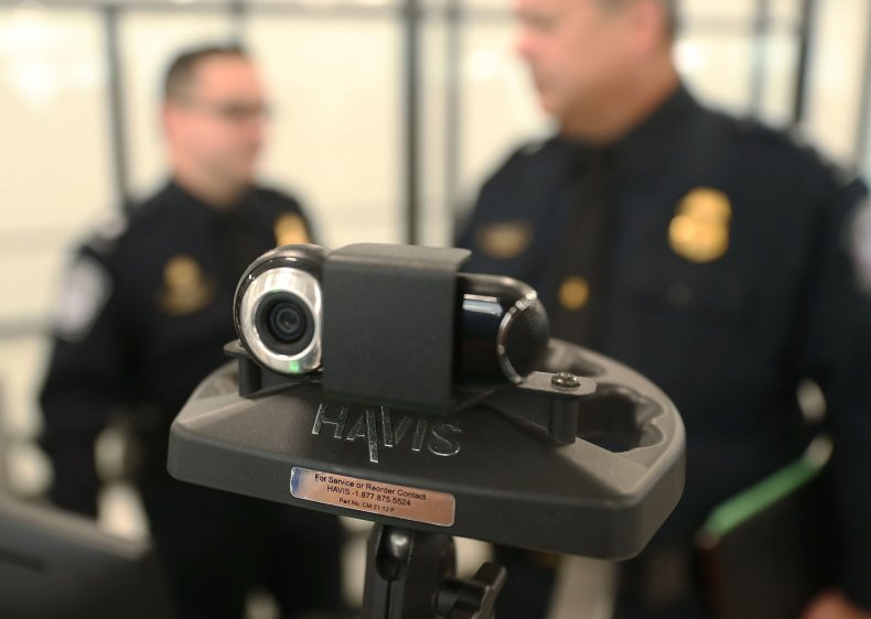 facial recognition technology cbp airports