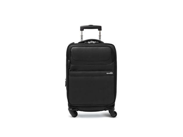 Low Stress Vacations - Genius Pack G4 Carry-On Spinner Case