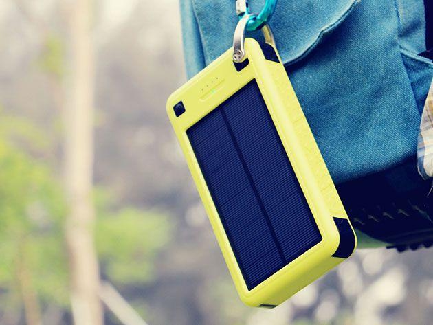 Low Stress Vacations - SolarJuice 26,800mAh External Battery
