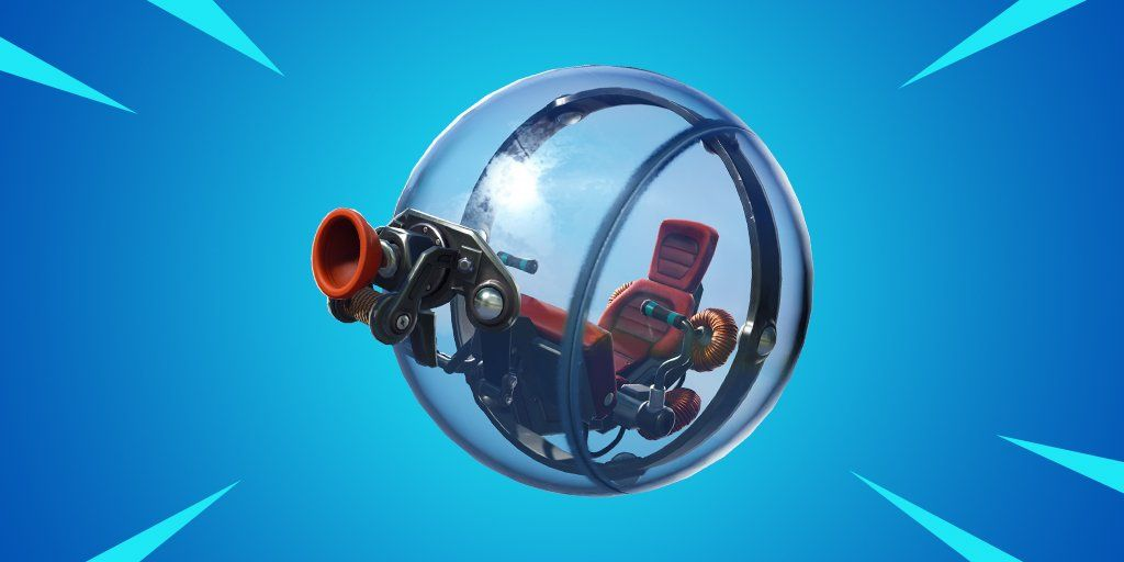 Fortnite baller locations guide vehicle