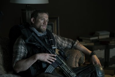 Charlie Hunnam in Triple Frontier