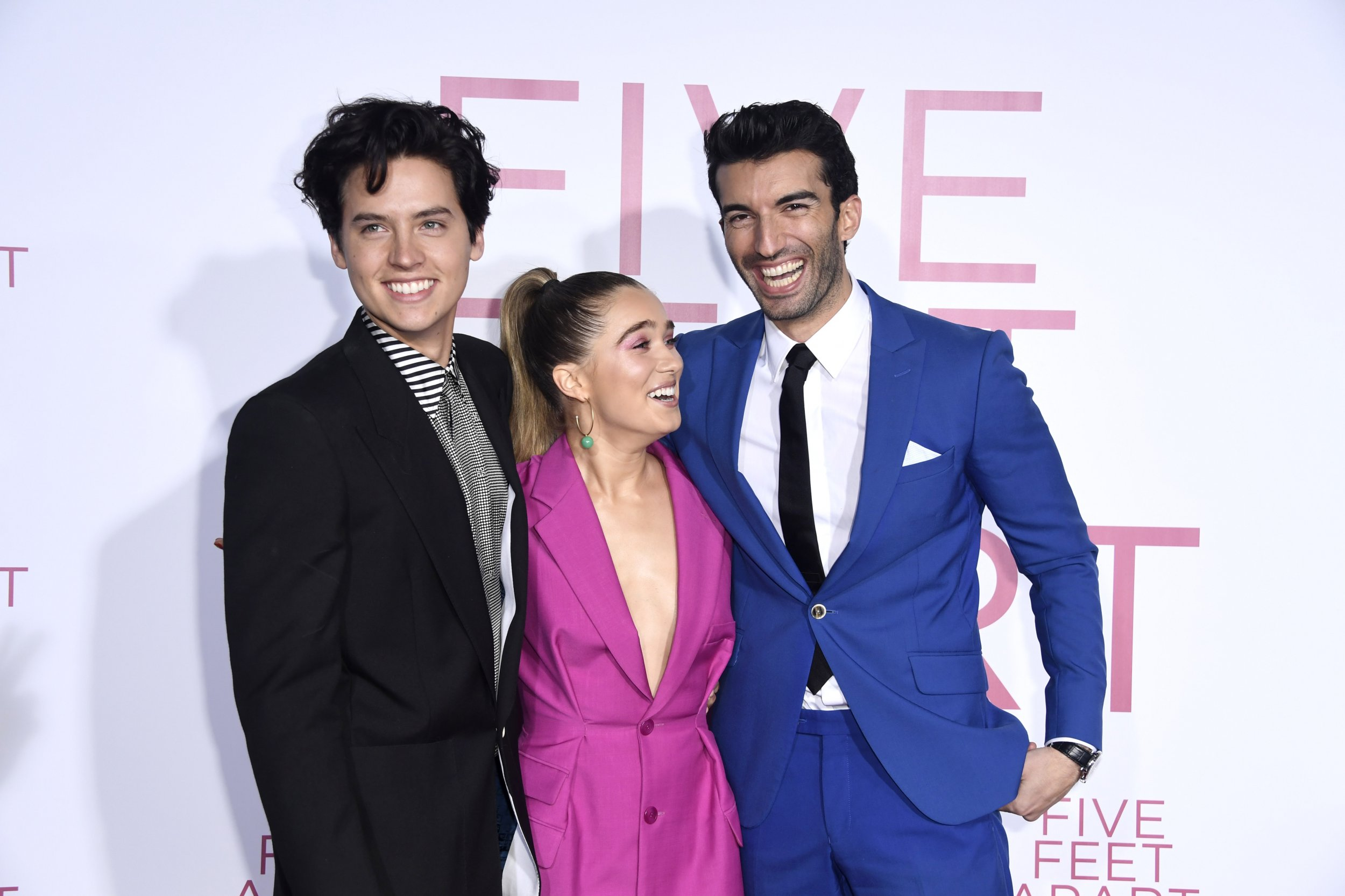 five feet apart cast and director