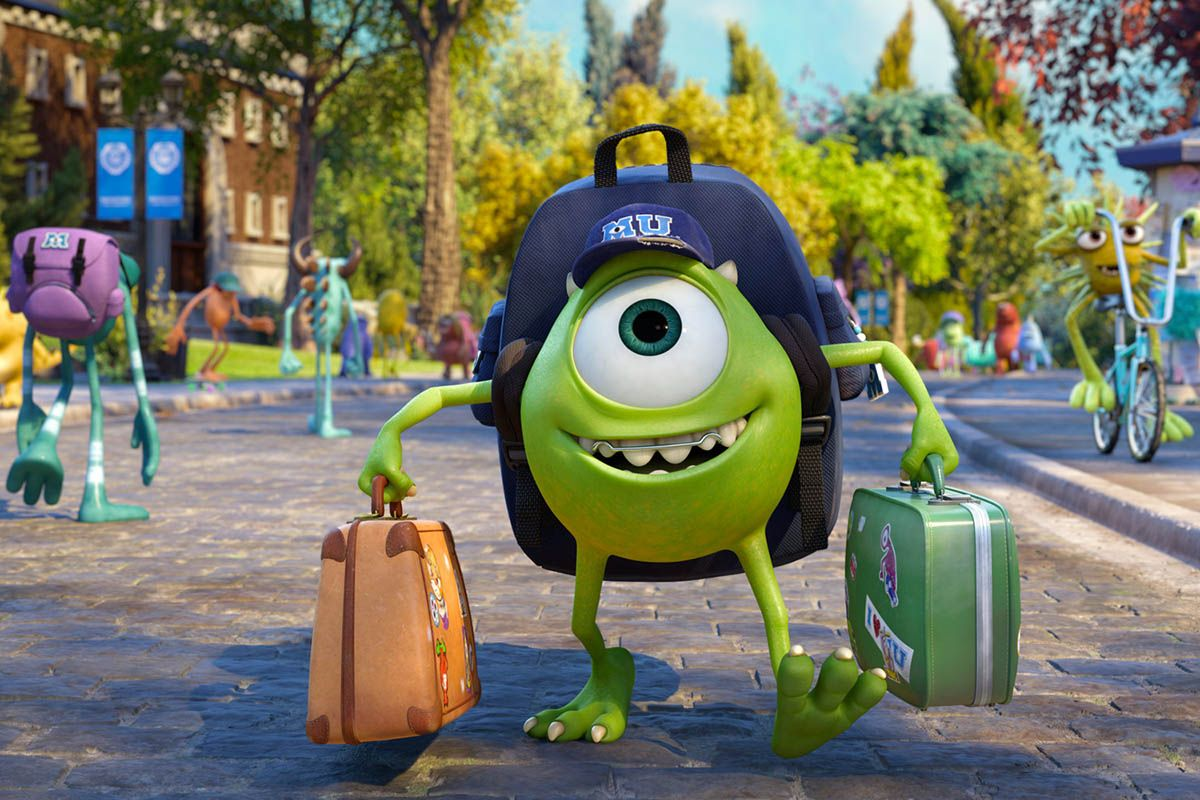 11 Monsters University