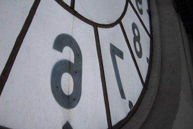 turn time backwards