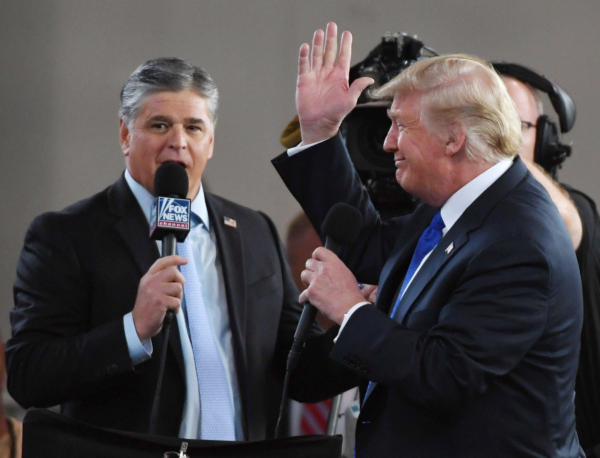 Sean Hannity Donald Trump impeachment Brad Sherman