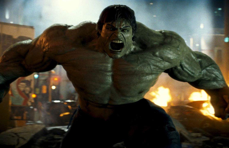 21 The incredible hulk - universal studios
