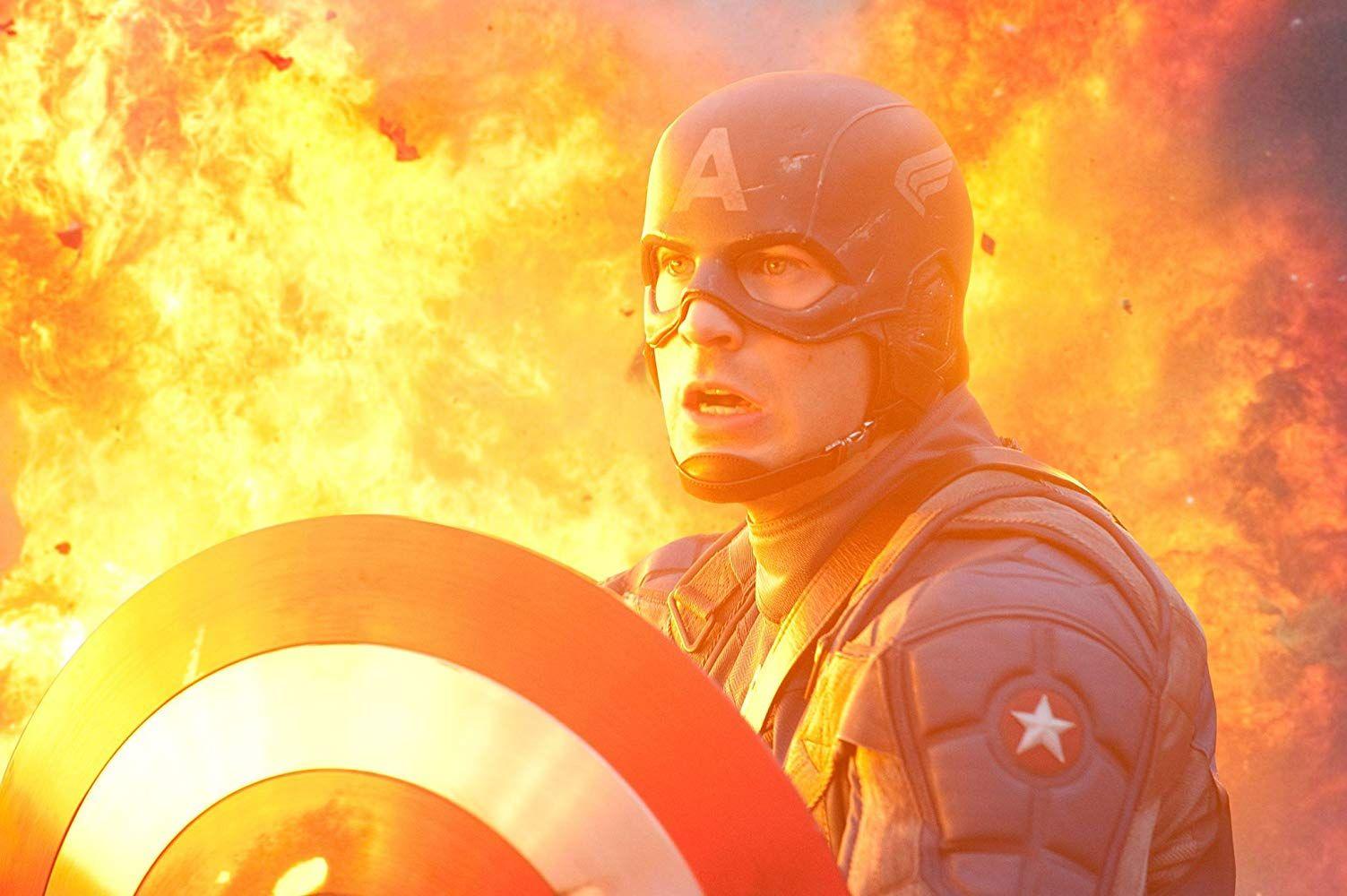 19 Captain America The First Avenger - Marvel Studios