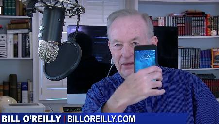 bill o'reilly fleetwood mac