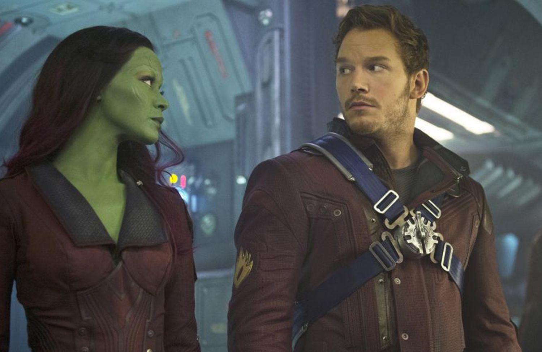 14 Guardians of the Galaxy - Marvel Studios