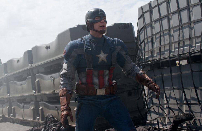 13 Captain America The Winter Solder - Marvel Studios
