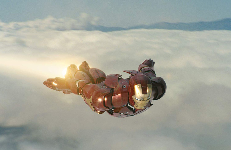12 Iron Man - Paramount Pictures