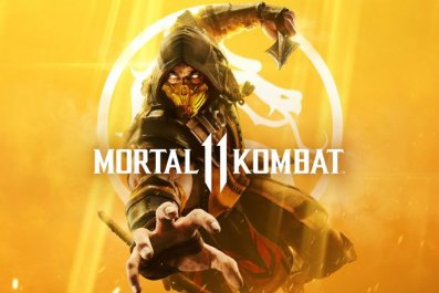 mortal kombat 11 scorpion cover stress test start time