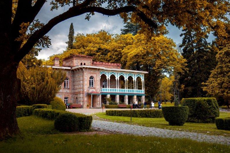 Tsinandali Palace 1