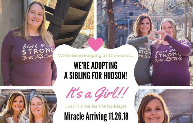 fake pregnancy adoption