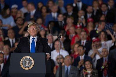 trump Florida event