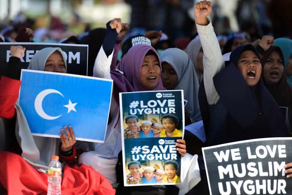 USA mulls sanctions on Chinese officials over rights abuses in Xinjiang