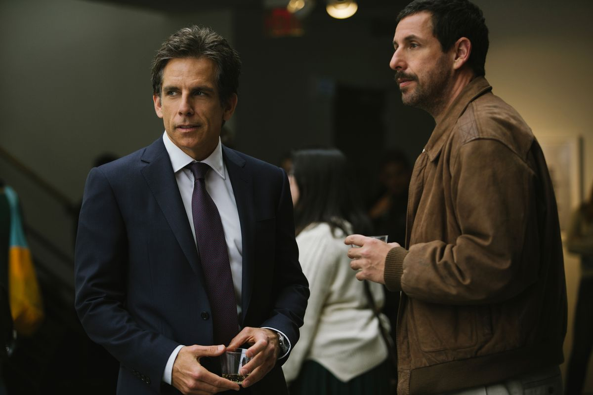 2 The Meyerowitz Stories