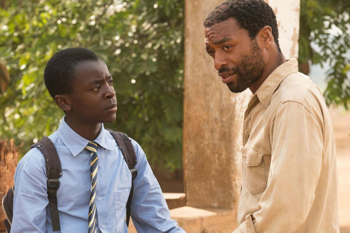 10 The Boy Who Harnessed the Wind