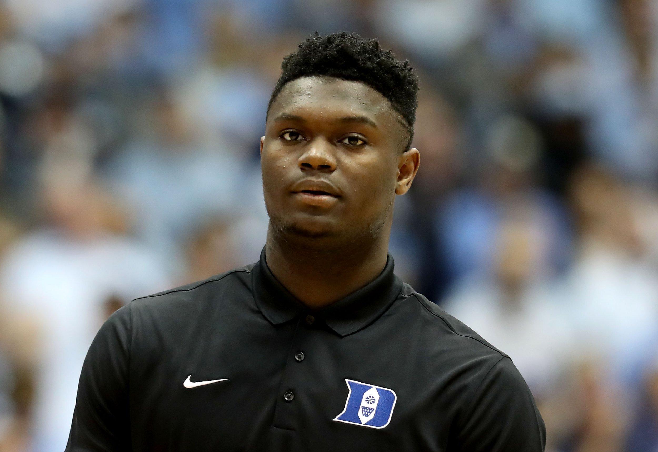 Zion Williamson, Duke Blue Devils