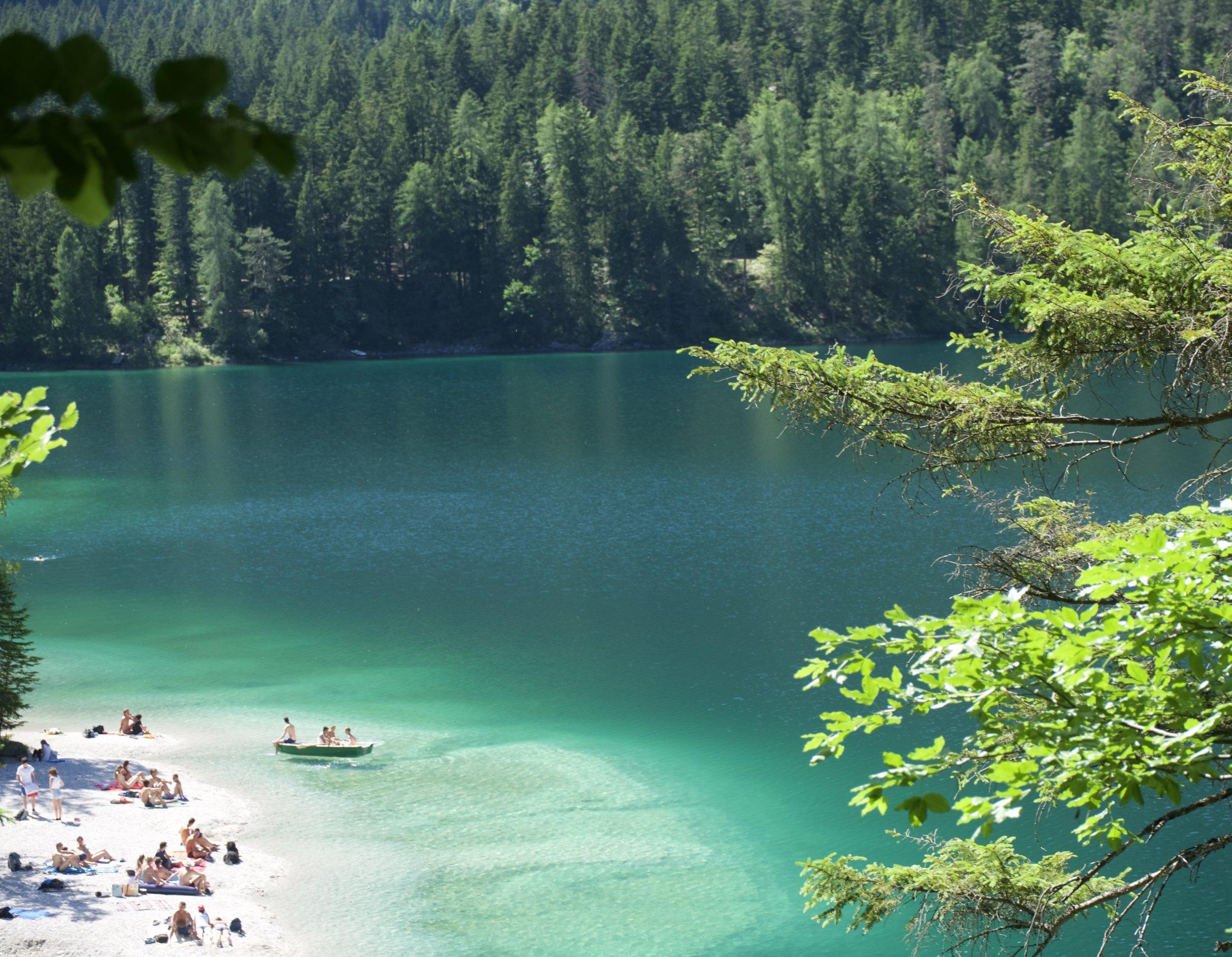 Lago di Tovel, Trentino Aldo Adige