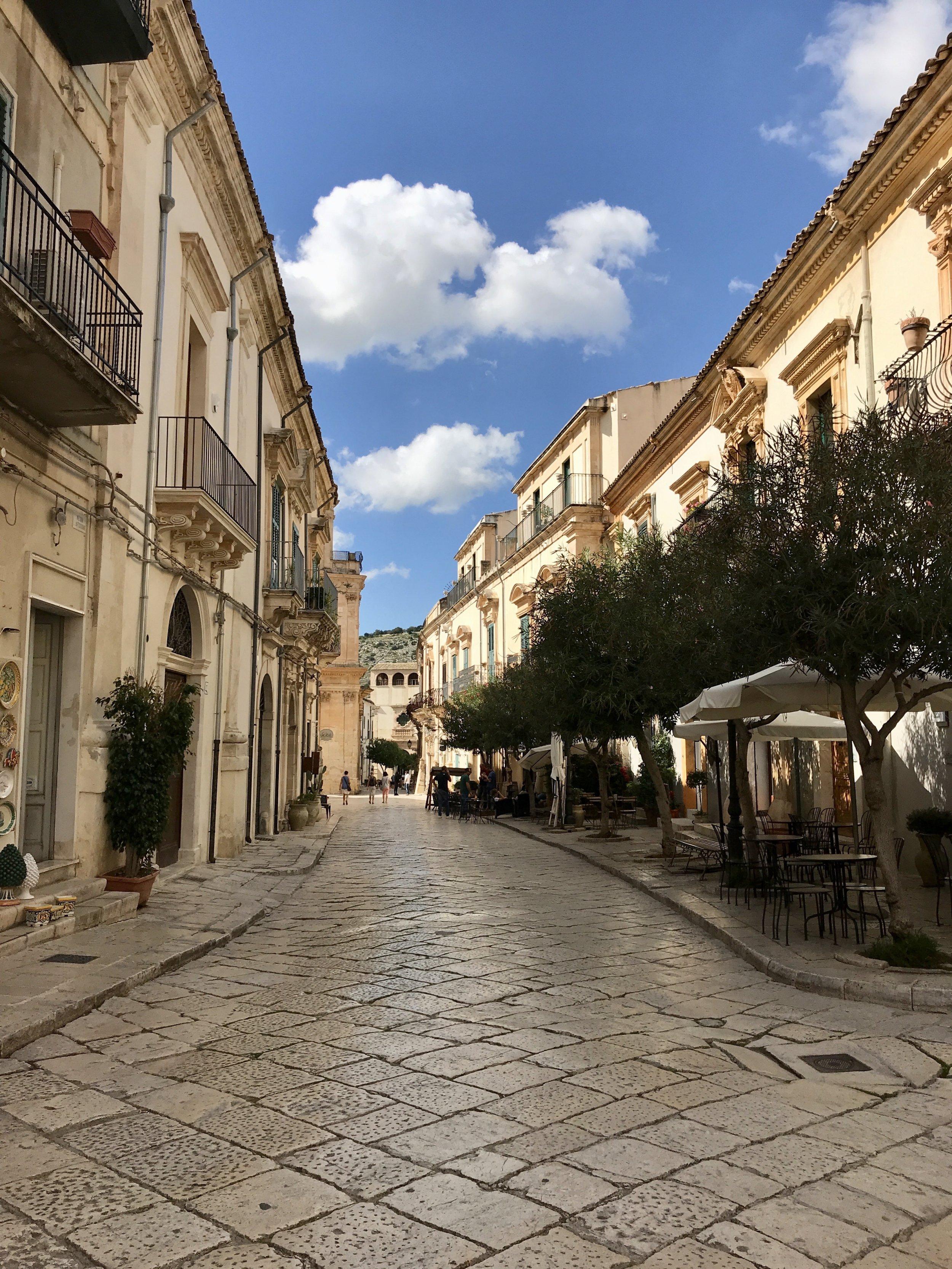 Scicli, Sicily