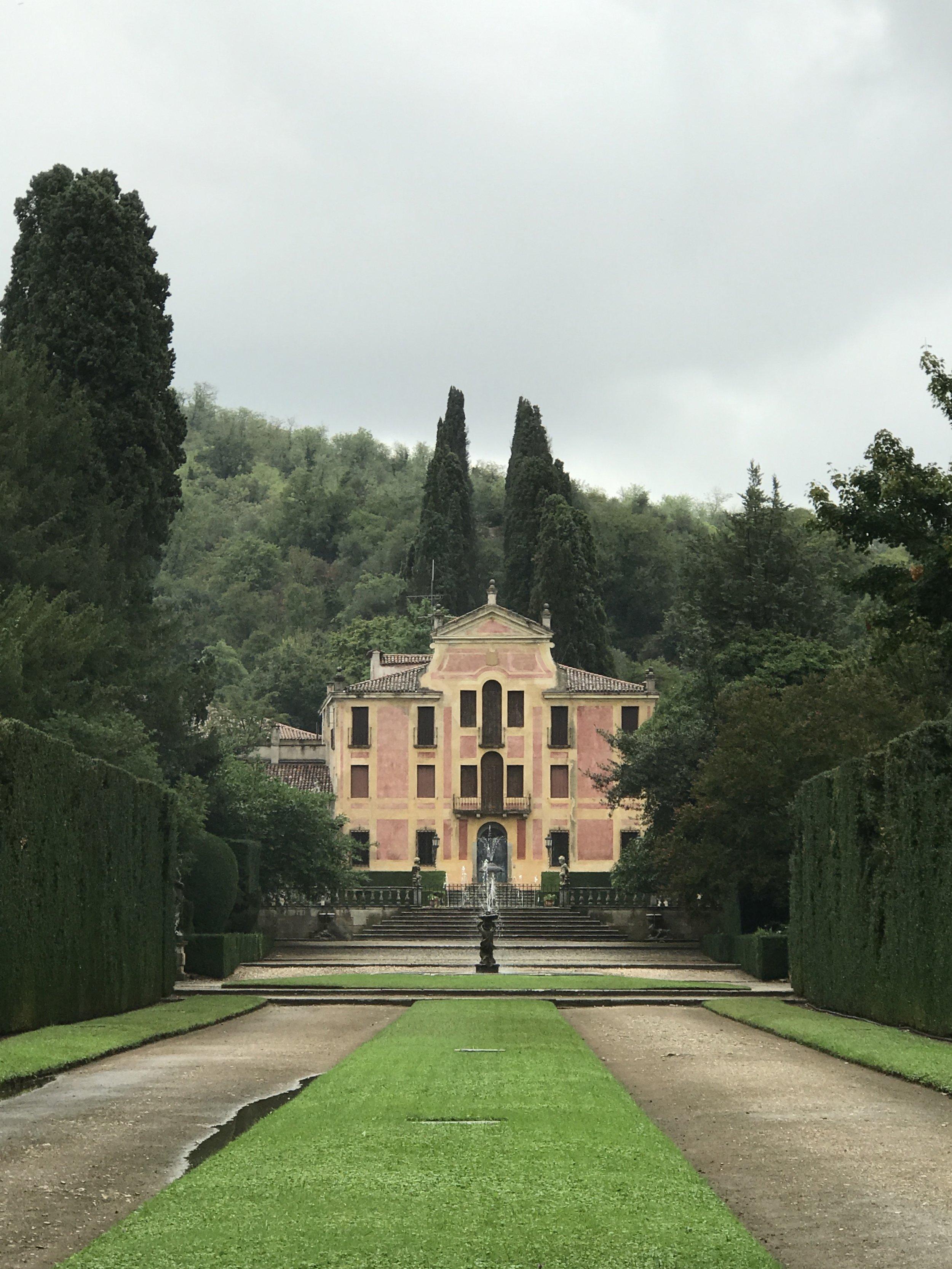 Villa Barbarigo, Valsanzibio, Veneto