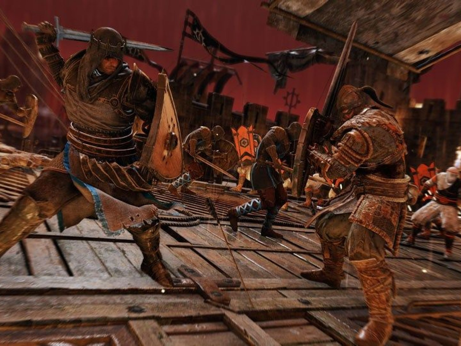 For Honor' Patch Notes: Update 2 06 Adds New Arcade Map