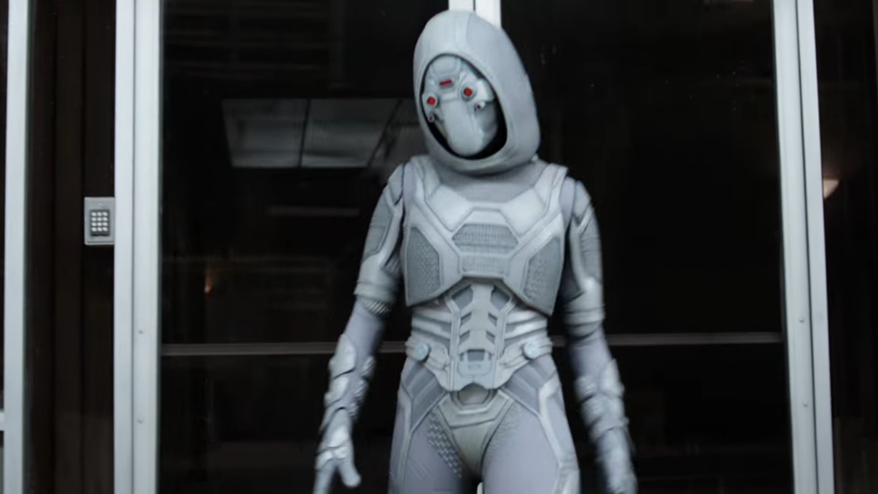 ghost ant man and the wasp suit