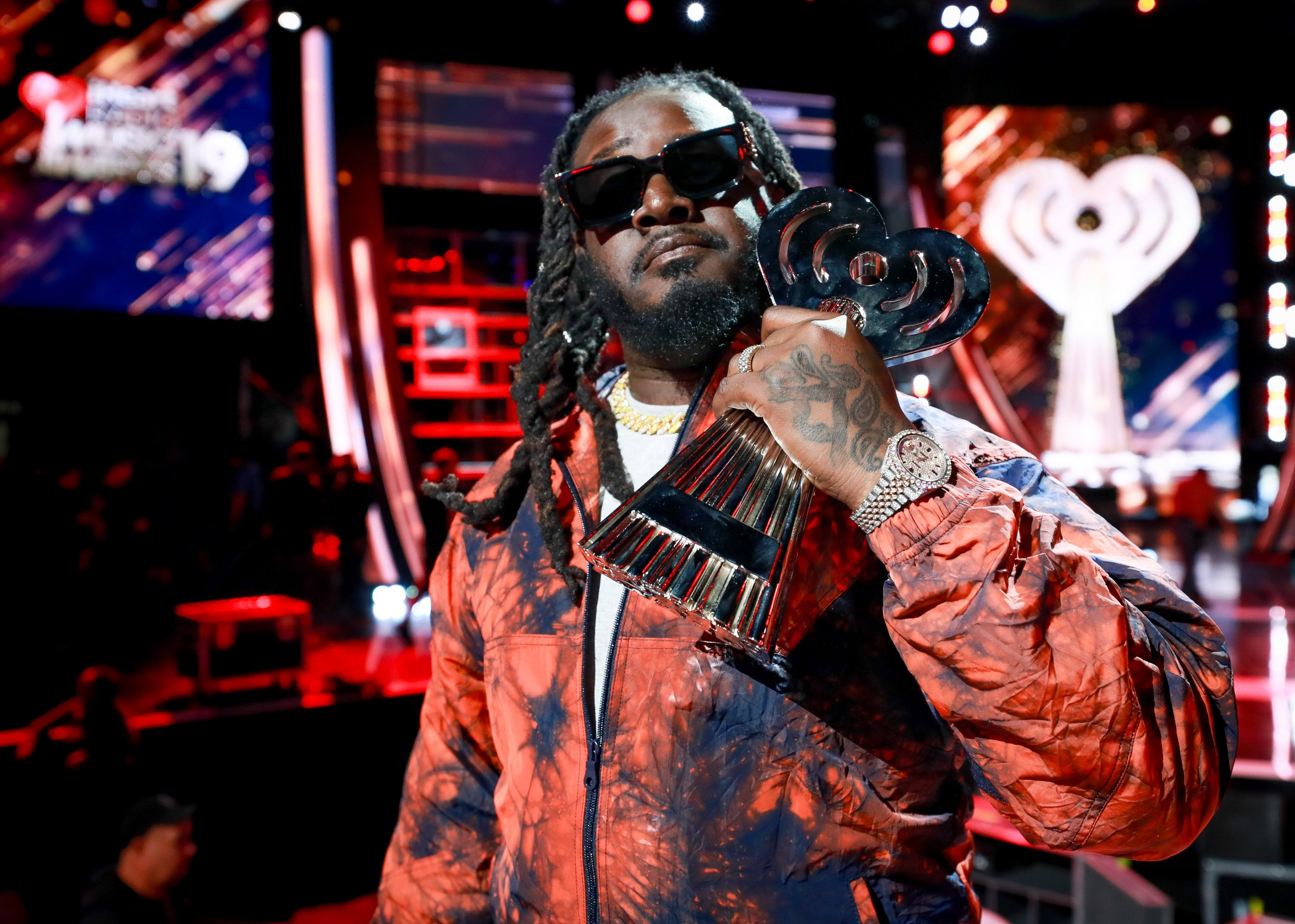 Who Is iHeart Music Awards Host, T-Pain?