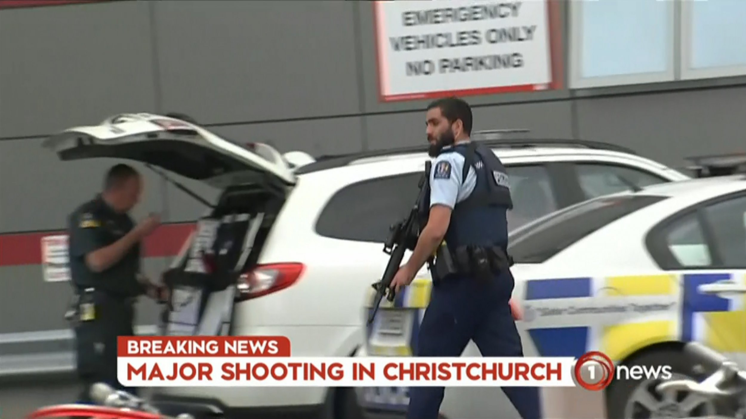 Christchurch shooting: Sajid Javid slams Australian Senator Fraser Anning over comments