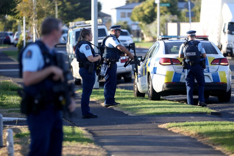 new zealand attack mosque