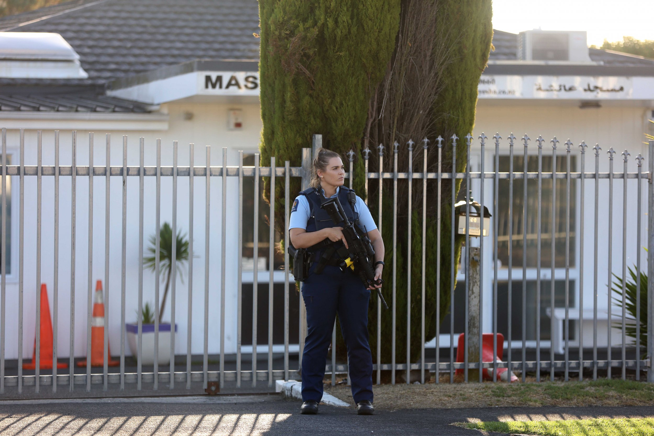 New Zealand gun crime shooting terrorism