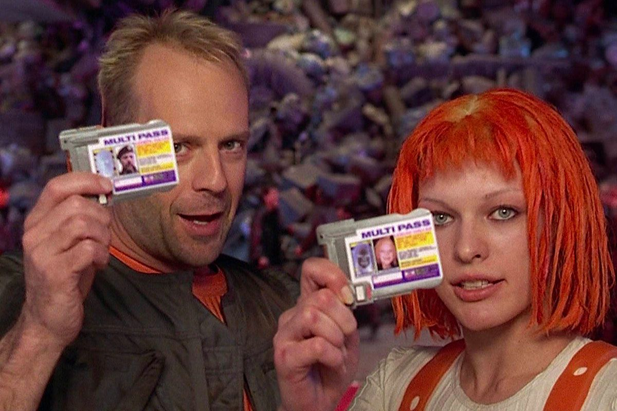 01 The Fifth Element