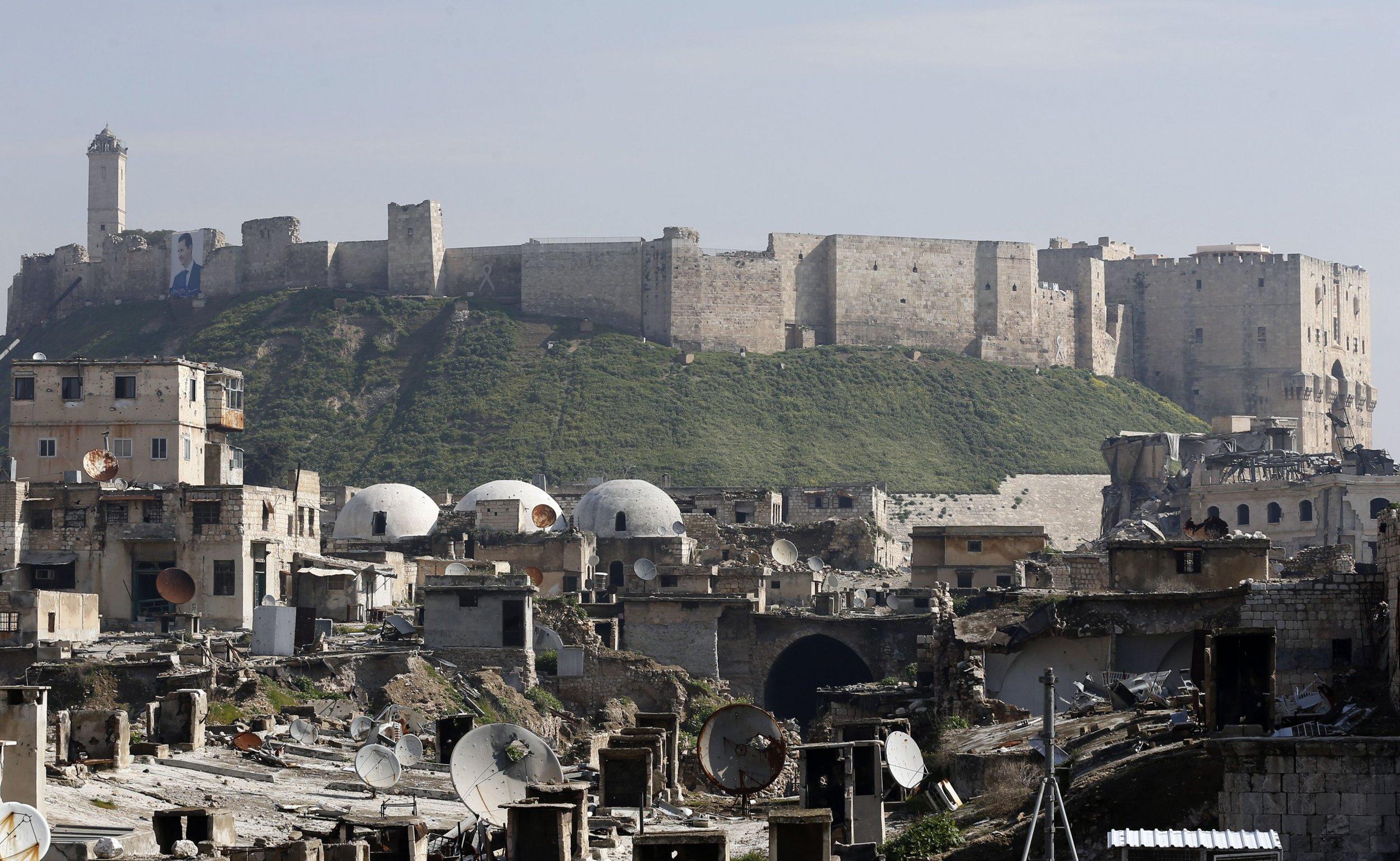 syria war, what;s happening idlib