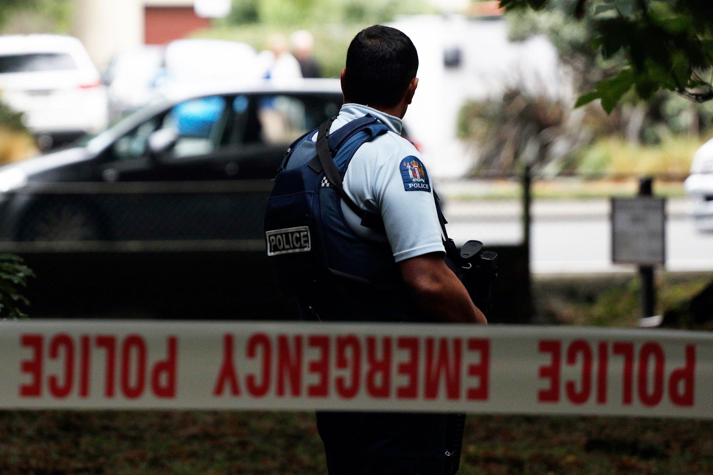 christchurch shooting mosque new zealand gunman