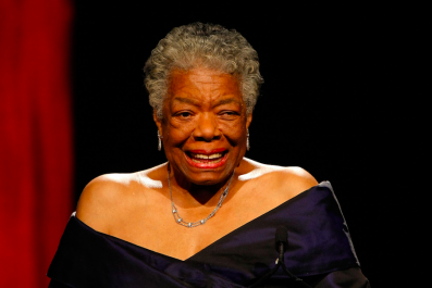 Unearthed Maya Angelou Clip Goes Viral Generates Conversation About Respect