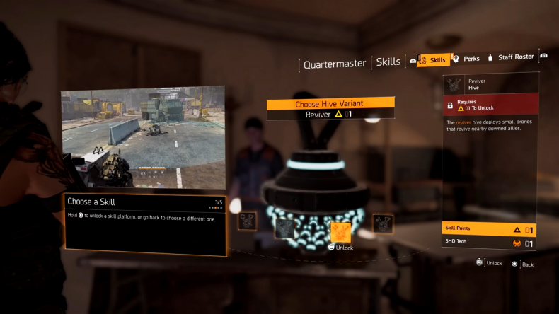 Division 2 Skills Guide 7 Best Skills All Builds Should Unlock For Pve Dark Zone