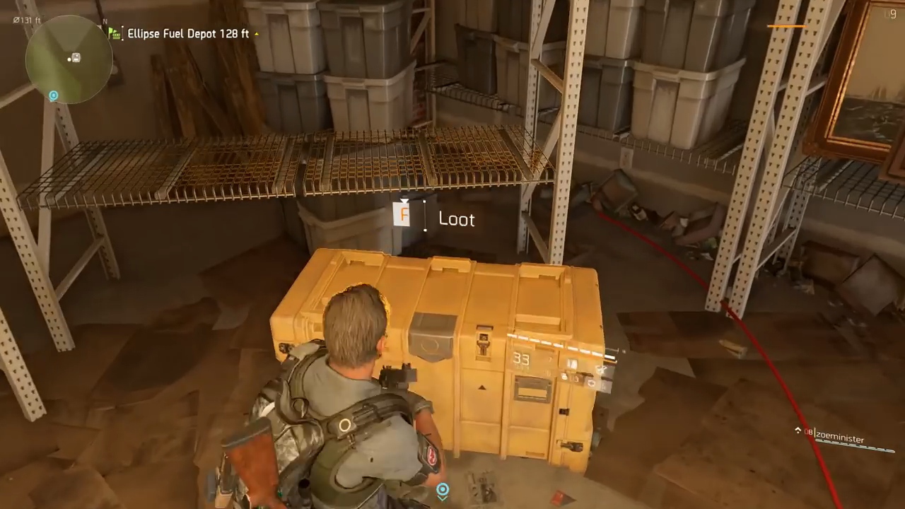 Division 2' Control Points & Resource Node Guide - How to