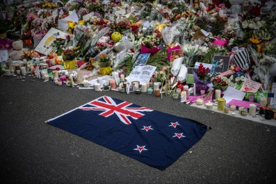 Christchurch attack Fraser Anning Will Connolly Egg Boy