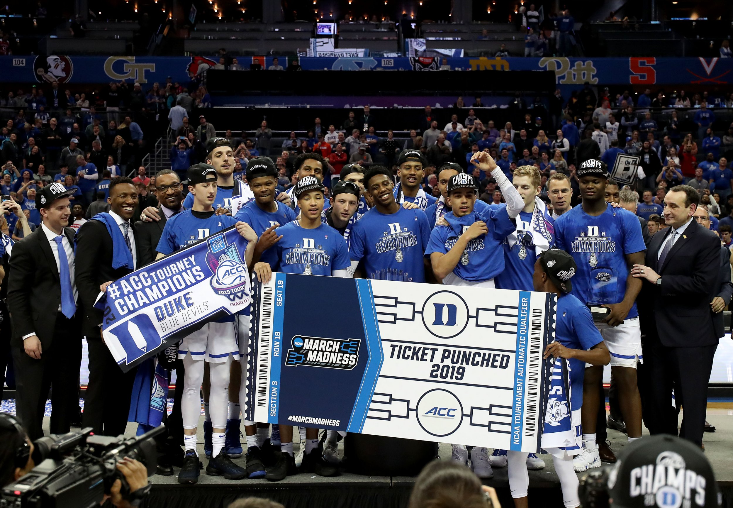 March Madness 2019 Predictions: Odds For All 68 Teams In