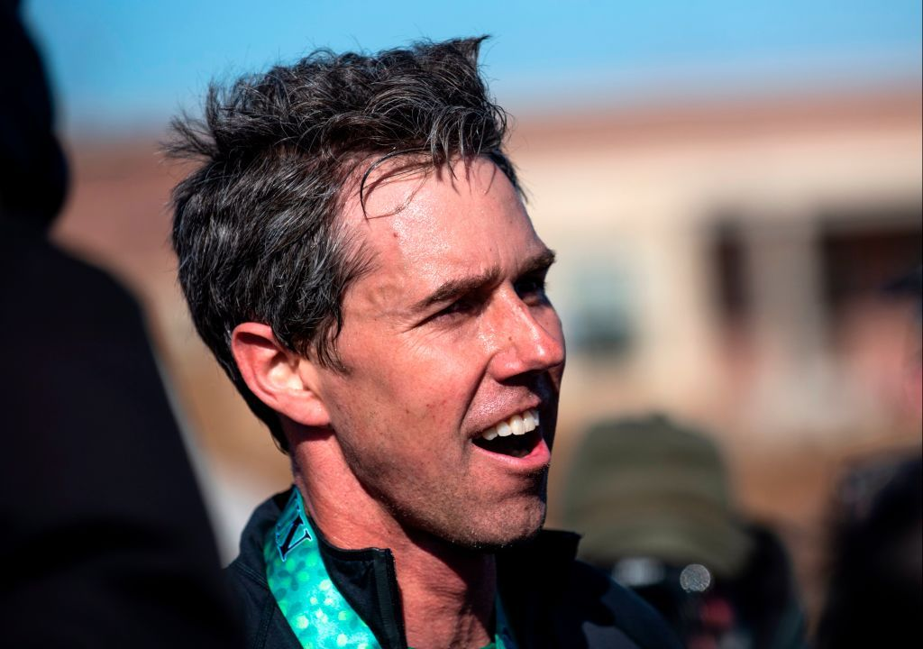 Beto's Fundraising Haul for First Day Surpasses All Dem Rivals