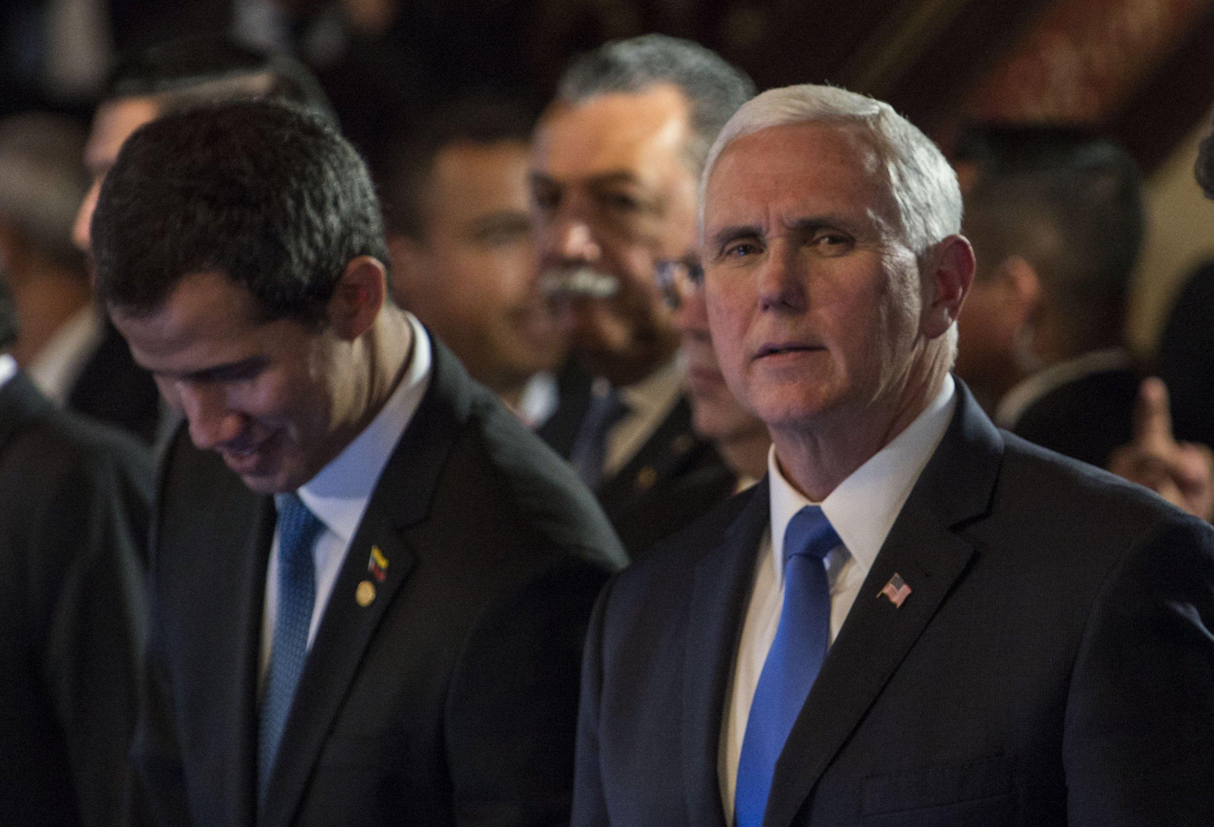 Mike Pence, Republican Critics